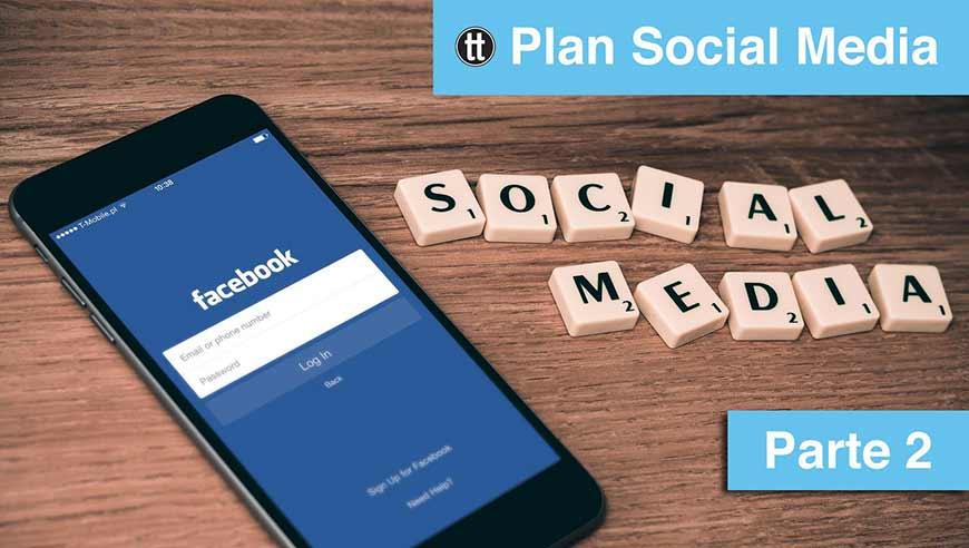 plan social media parte 2, barcelona