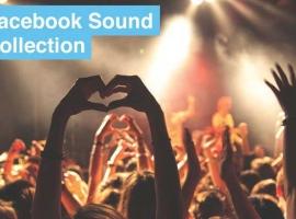 facebook sound collection videos