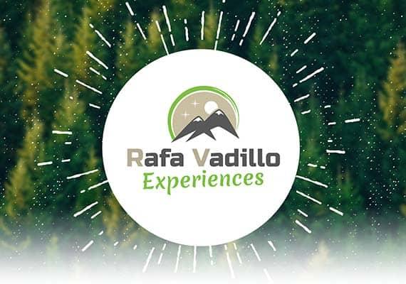 rafa vadillo, diseño de logotipo