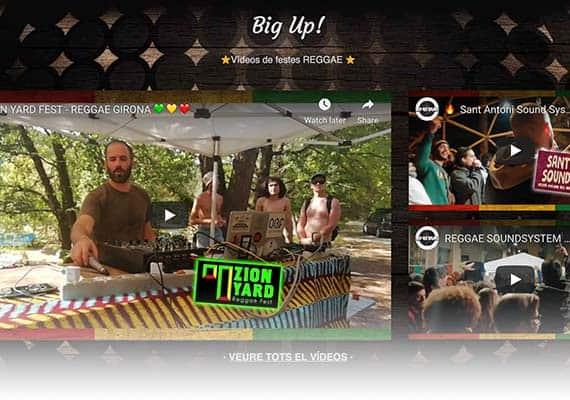 videos reggae barcelona