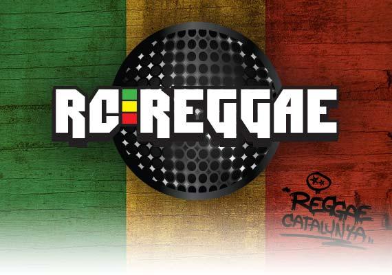 rcreggae logo reggae catalunya