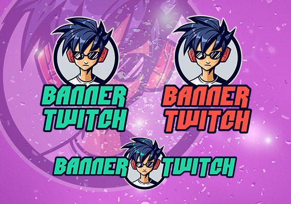 disseny logo twitch